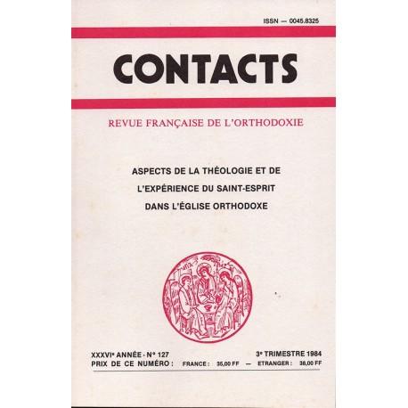 Contacts n° 127 - 3° trimestre 1984