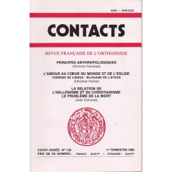 Contacts n° 129 - 1° trimestre 1985
