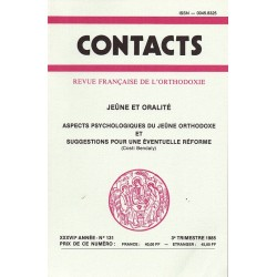 Contacts n° 131 - 3° trimestre 1985