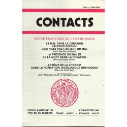 Contacts n° 135 - 3° trimestre 1986