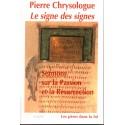 Pierre Chrysologue. Le signe des signes