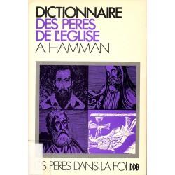 Dictionnaire des pères de l'Eglise
