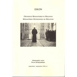EIKON - Monastères Orthodoxes de Moldavie