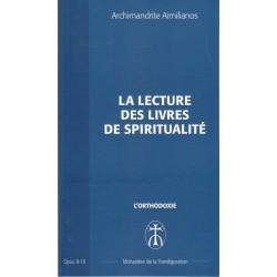 La lecture des livres de spiritualité - Opus B10