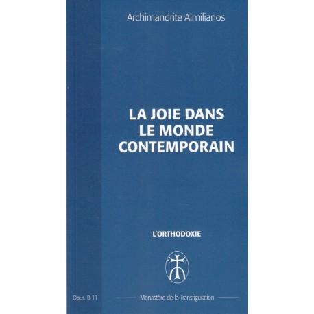 La joie dans le monde contemporain - Opus B11