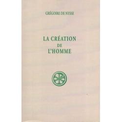 La création de l'hommen - Grégoire de Nysse
