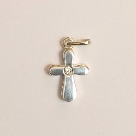 Croix en argent n° 106