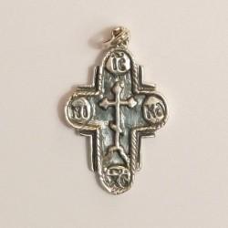 Croix en argent n° 79