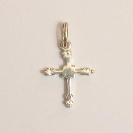 Croix en argent n° 21