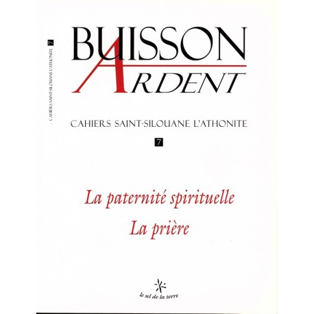 La paternité spirituelle - La prière - Buisson Ardent n° 7