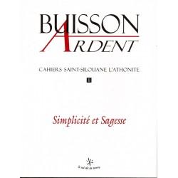 Simplicité et sagesse - Buisson Ardent n° 11