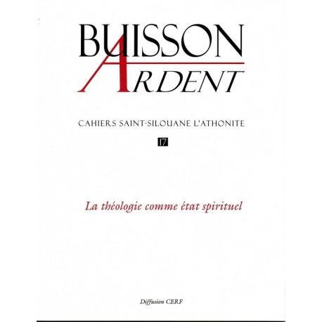 La théologie comme état spirituel - Buisson Ardent n° 17