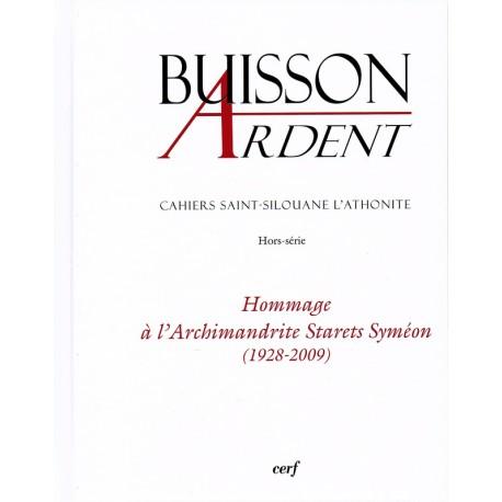 Hommage à l'Archimandrite Starets Syméon (1928-2009) - Buisson Ardent Hors-série