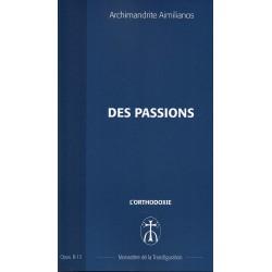 Des passions - Opus B13