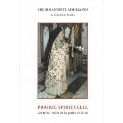 Prairie spirituelle - Les fêtes, reflet de la gloire de Dieu