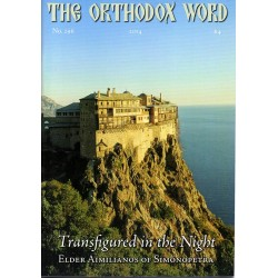 The Orthodox Word n° 296 Année 2014