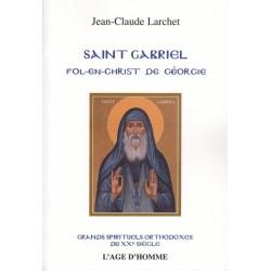 Saint Gabriel. Fol-en-Christ de Géorgie