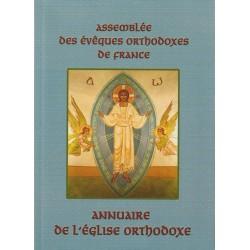Annuaire de l'Eglise orthodoxe de France 2021