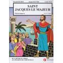 Saint Jacques le Majeur, fils de tonnerre