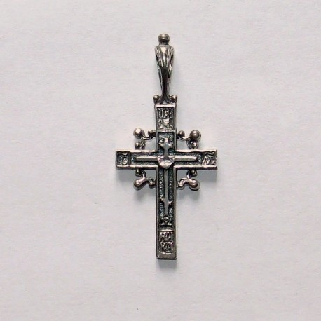 Croix en argent N° 130