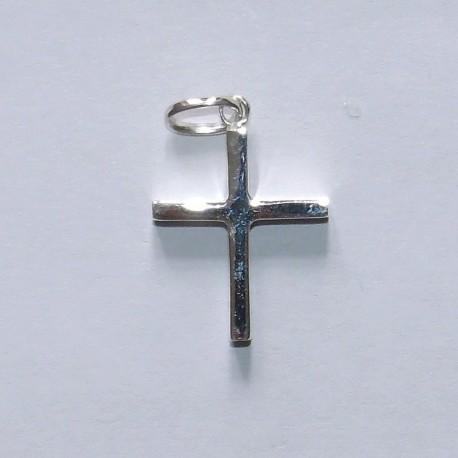 Croix ronde en argent n° T27