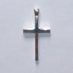 Croix en argent n° T28