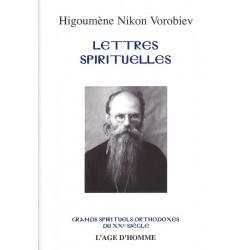 Lettres spirituelles - Nikon Vorobiev