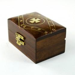 Coffret en bois petite taille