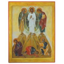 Carte reproduction icône de la Transfiguration