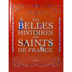 Les belles histoires des saints de France