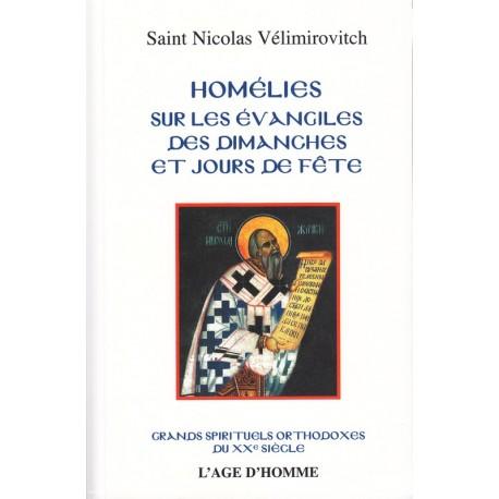 Homélies sur les évangiles des dimanches et jours de fête