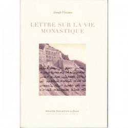 Lettres sur la vie monastique. Joseph Hazzaya.