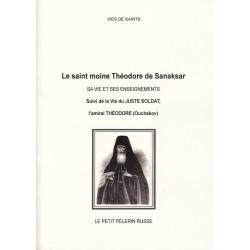 Le saint moine Théodore de Sanaksar