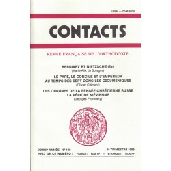 Contacts n° 148. 4° trimestre 1989