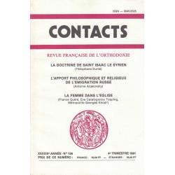 Contacts n° 156. 4° trimestre 1991