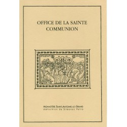 Office de la sainte Communion