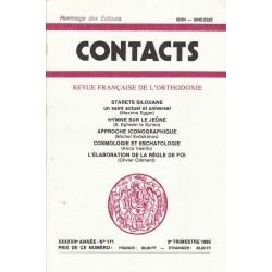Contacts n° 171. 3° trimestre 1995
