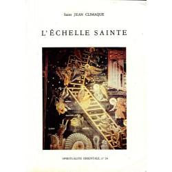 L'Echelle Sainte. Saint Jean Climaque.
