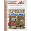 L'Apocalypse en Egypte : De la septième à la neuvième calamité. Ex 9/13-10/29