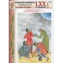 Le campement à Elim, la manne-eucharistie. Ex 16/14-16/36