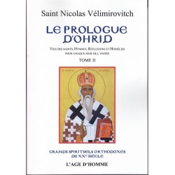 Le Prologue d'Ohrid Tome 2